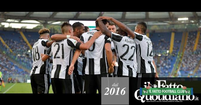 Serie A, Fatto  Football Club: la Uefa ci regala 4 posti in Champions. Ma in campionato nulla dietro la Juve – VIDEO
