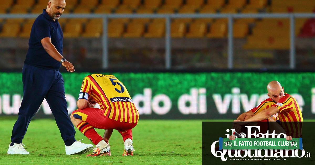 Kitikaka – Il Lecce è retrocesso in Serie B ma a Telerama la penitenza è gioia