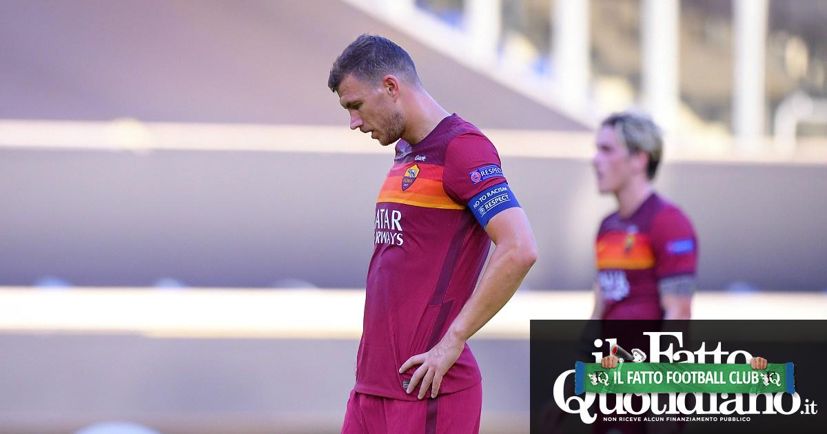 Siviglia-Roma, poco gioco e una difesa ballerina: i giallorossi escono dall'Europa League strapazzati 2 a 0 dall'ex ds Monchi
