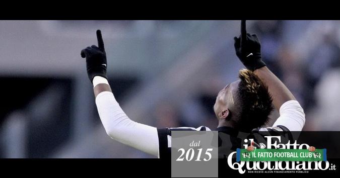 Paul Pogba fa volare la Juve, ma le grandi d'Europa lo tentano – Fatto Football Club