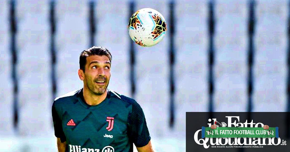 """Gigi Buffon annuncia l'addio alla Juve a fine stagione: """"Se trovo una situazione che mi dà stimoli la prendo in considerazione"""""""