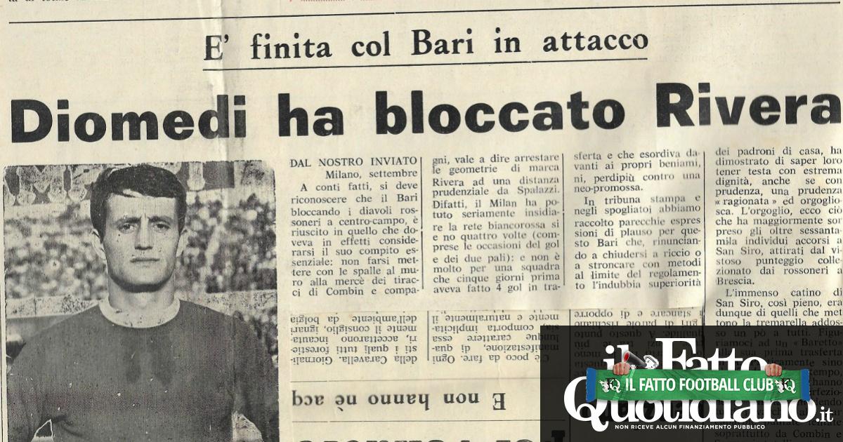 Domeniche bestiali – Dalle acciaierie di Terni alle sfide contro Best, Pelè e Riva. Marcello Diomedi, difensore in gol in tutte le categorie