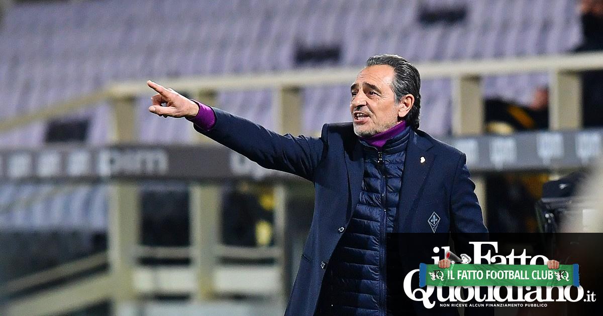 """Fiorentina, si è dimesso Cesare Prandelli: """"Qualcosa non va, è un mondo in cui non mi riconosco più"""" . Pronto il ritorno di Iachini"""