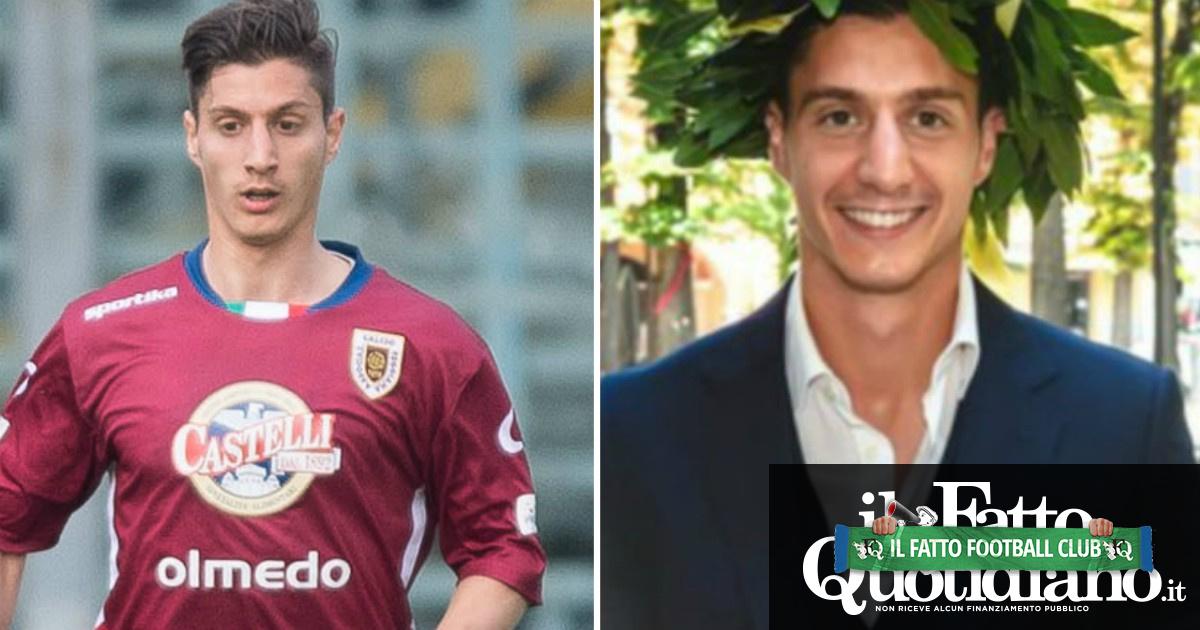 """Alessandro Spanò, l'eroe normale. Da capitano porta in B la Reggiana? """"Lascio il calcio per studiare"""". I colleghi a Formentera? """"Lui in Africa a costruire un ospedale"""""""