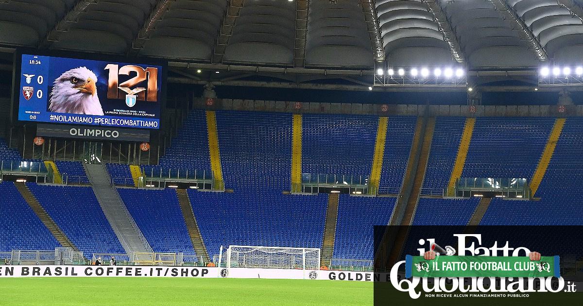 Lazio-Torino, una farsa: da ottobre a marzo il calcio italiano non ha fatto assolutamente nulla per risolvere la questione