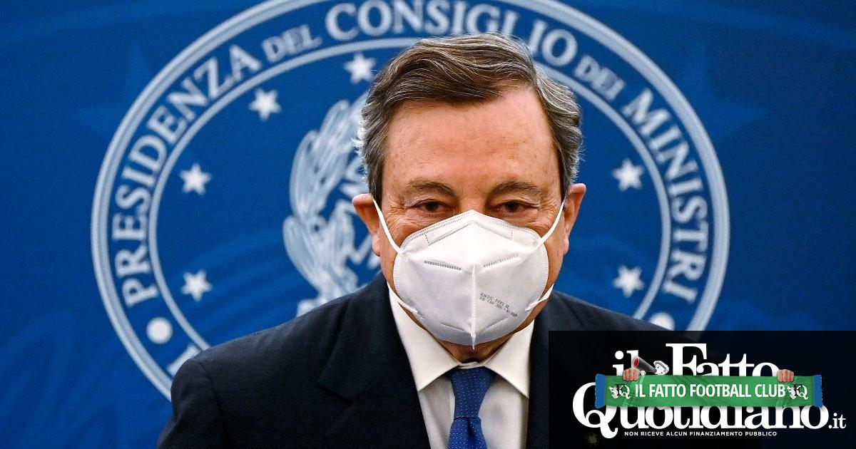 Europei, per rispondere a Erdogan il premier Draghi segna la strada della ripartenza: dopo il sì ai tifosi allo stadio difficile imporre chiusure