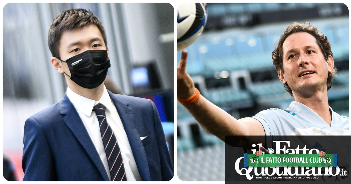 Inter-Juve, aria di rivoluzione. Zhang prepara la spending review e Conte dà l'addio. Bianconeri, via Paratici: per la panchina c'è Allegri