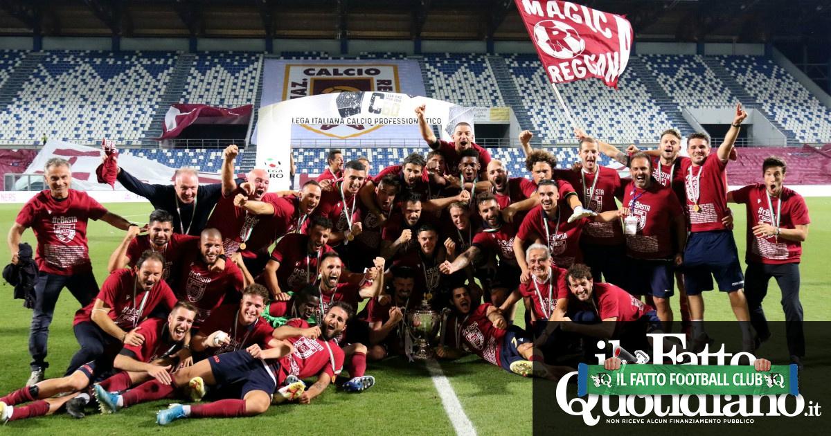 Reggiana in Serie B: il Bari di De Laurentiis ko nella finale playoff. E il problema delle multiproprietà è rimandato almeno di un anno