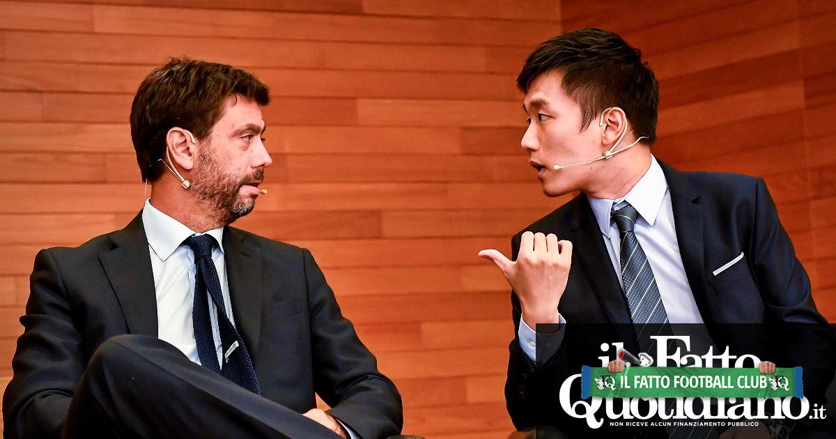 """Superlega, undici club di Serie A chiedono alla Lega Calcio """"conseguenze"""" per Juve, Milan e Inter: """"Grave danno al calcio italiano"""""""