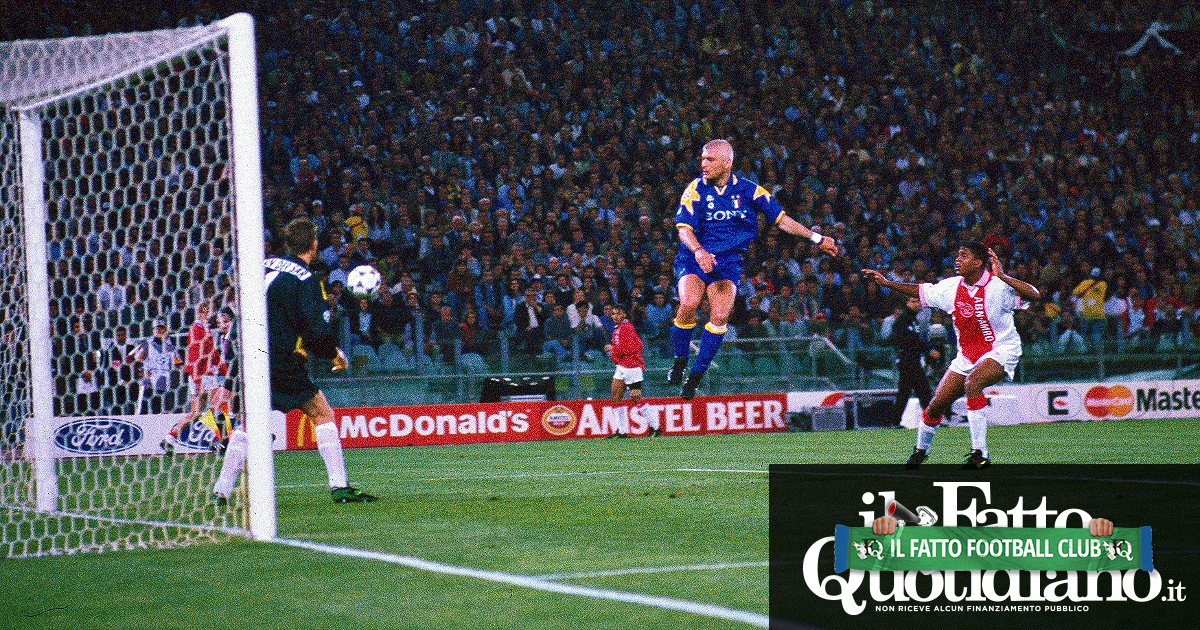 Juventus, da un'Ajax all'altro: 25 anni fa l'ultima vittoria della Coppa dei Campioni