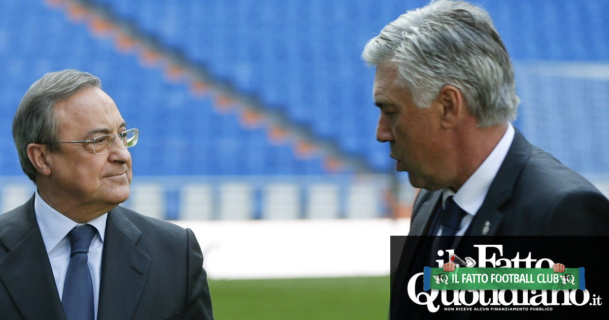 Carlo Ancelotti torna al Real Madrid: Perez richiama l'allenatore della decima Champions