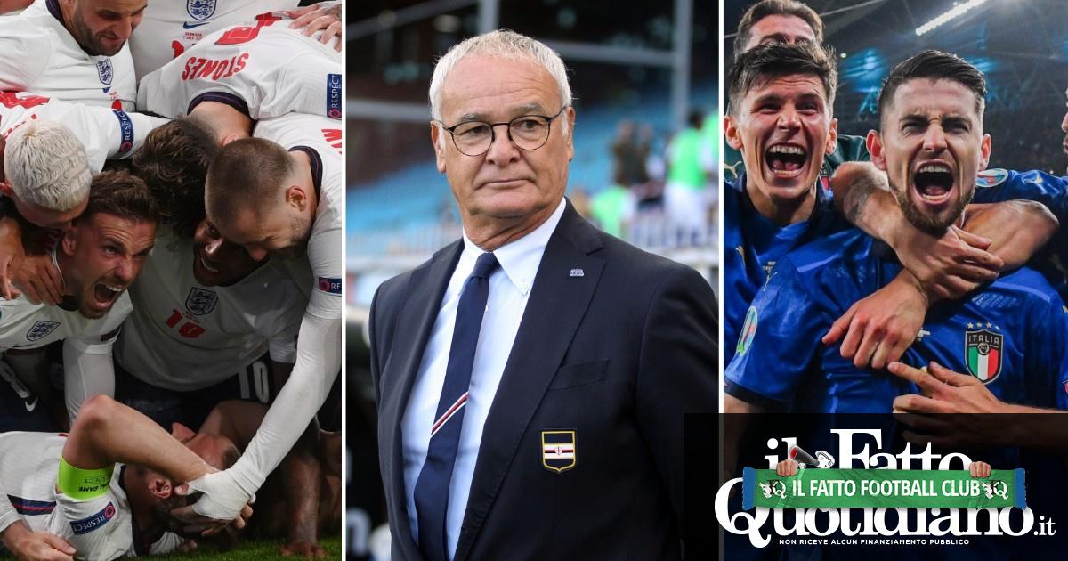 """Inghilterra-Italia, parla Sir Claudio Ranieri: """"Inglesi favoriti, sono forti e col pubblico dalla loro parte. Ma la pressione potrà giocare a nostro favore"""""""