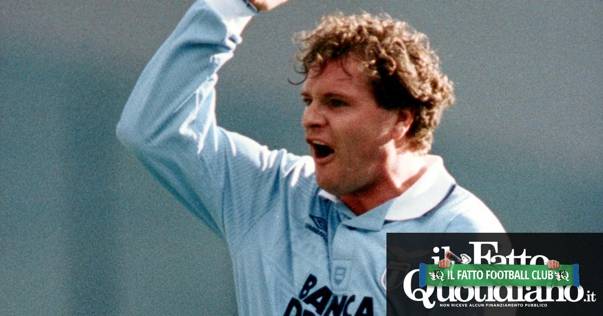 Ti ricordi… Paul Gascoigne che ammattisce la Juventus di Trapattoni e Roberto Baggio