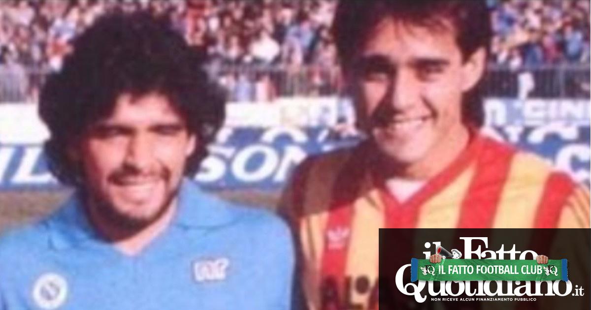 Ti ricordi… Pedro Pasculli, bomber argentino che vinse un Mondiale con Maradona ma accettò di scendere in Serie B col Lecce
