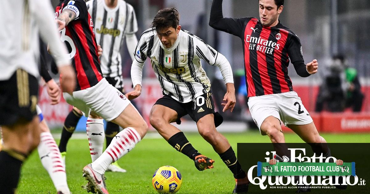 """Altro che Superlega: la vera """"punizione"""" per Juventus e Milan è giocarsi la qualificazione in Champions League contro l'Atalanta"""