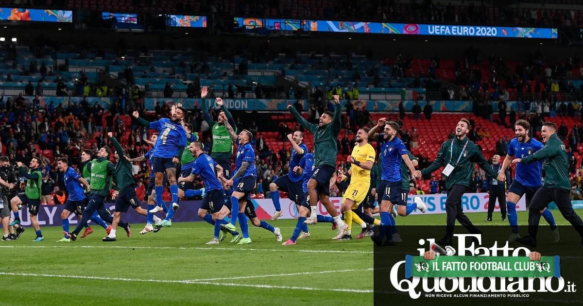 Euro 2021, in finale all'italiana: sofferenza e contropiede, gli azzurri di Mancini rispolverano la tradizione contro la Spagna 'giochista'