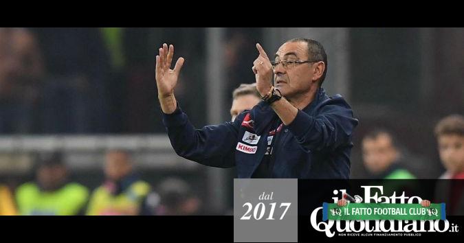 Napoli, Sarri vittima del suo genio: per lo scudetto serve una gestione vincente