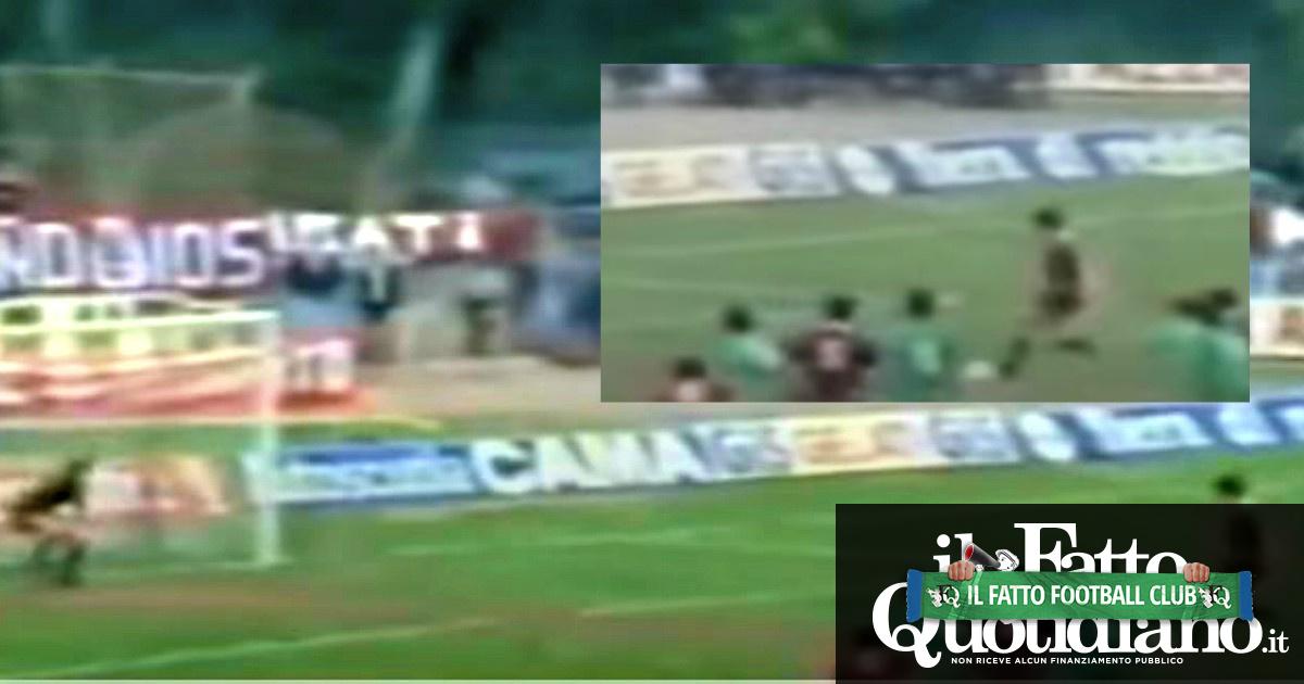"""""""Lo stadio ammutolì"""": Ricardo Paciocco e il primo rigore di rabona nella storia del calcio"""