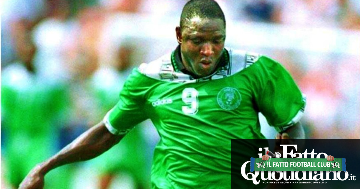 Ti ricordi… Rashidi Yekini, il predestinato che regalò il calcio alla Nigeria. Prima osannato, poi maledetto dal suo stesso popolo