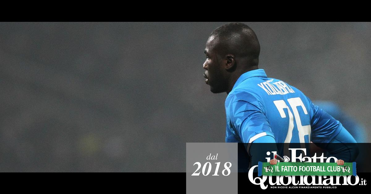 Inter-Napoli, una partita decisa dal razzismo: l'arbitro espelle Koulibaly ma non sospende la gara dopo gli ululati