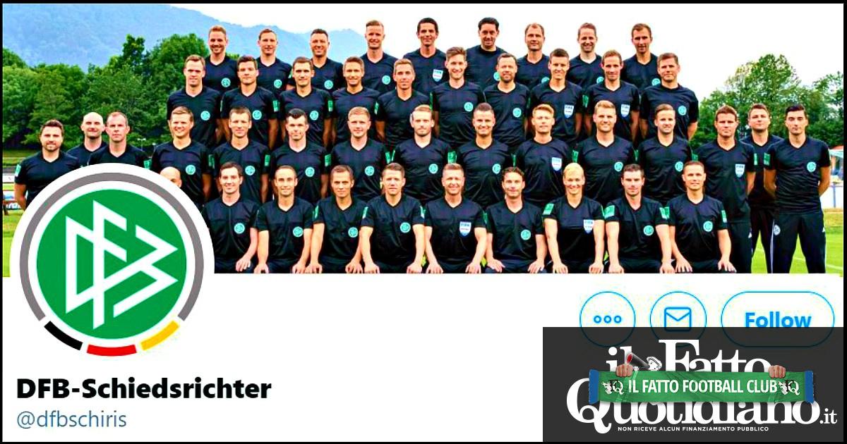 Gli arbitri tedeschi hanno aperto un profilo social: così spiegano le decisioni che vengono prese durante le partite