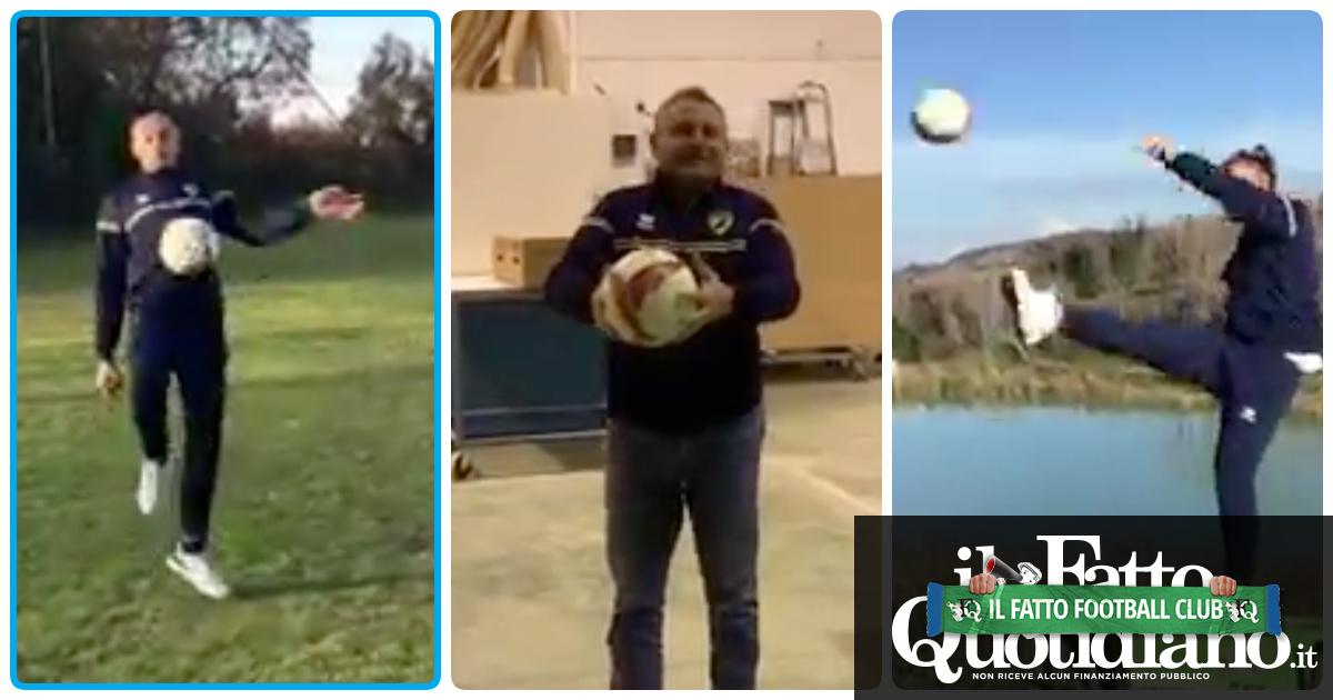 Domeniche bestiali – Gli auguri di Natale dell'Ari calcio sono il vero testamento del pallone pane e salame – VIDEO