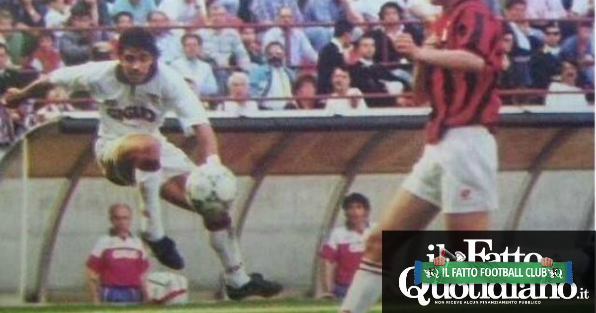 """Ti ricordi… Max Esposito e quel destro da favola a San Siro entrato nella storia della Reggiana: """"Ci salvammo in A, senza spareggio"""""""