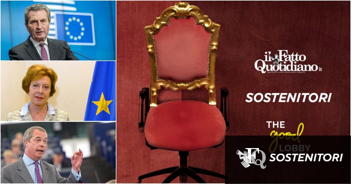 Porte girevoli tra politica e affari: in Europa le norme ci sono ma c'è chi riesce ad aggirarle. E a diventare lobbisti sono pure gli alti funzionari