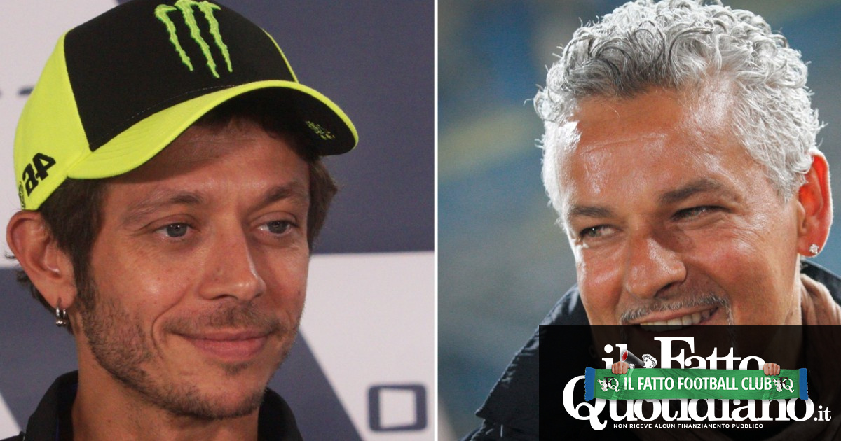 Valentino Rossi, il post italiano che ha riscritto il concetto di vittoria. Roberto Baggio, l'utopia e le contraddizioni elevate a sistema