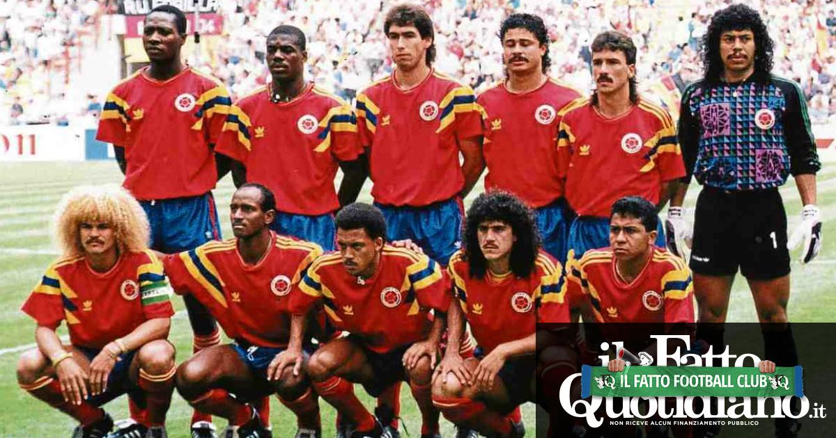 Italia 90, 30 anni dopo – Classe, follia e narcos: la stramba storia della Colombia ai mondiali
