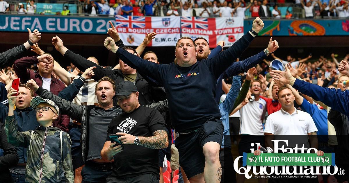 """Europei 2021, Uefa: """"Stop alla vendita dei biglietti a chi proviene dalla Gran Bretagna. Annullati quelli emessi dal 28 giugno"""""""