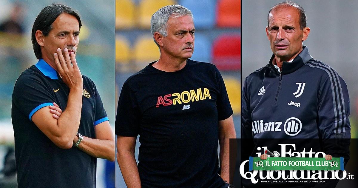 Riparte la Serie A dei miserabili: l'Inter è stata smantellata, ma la crisi riguarda tutto il calcio italiano. Così la Juventus si ritrova già favorita