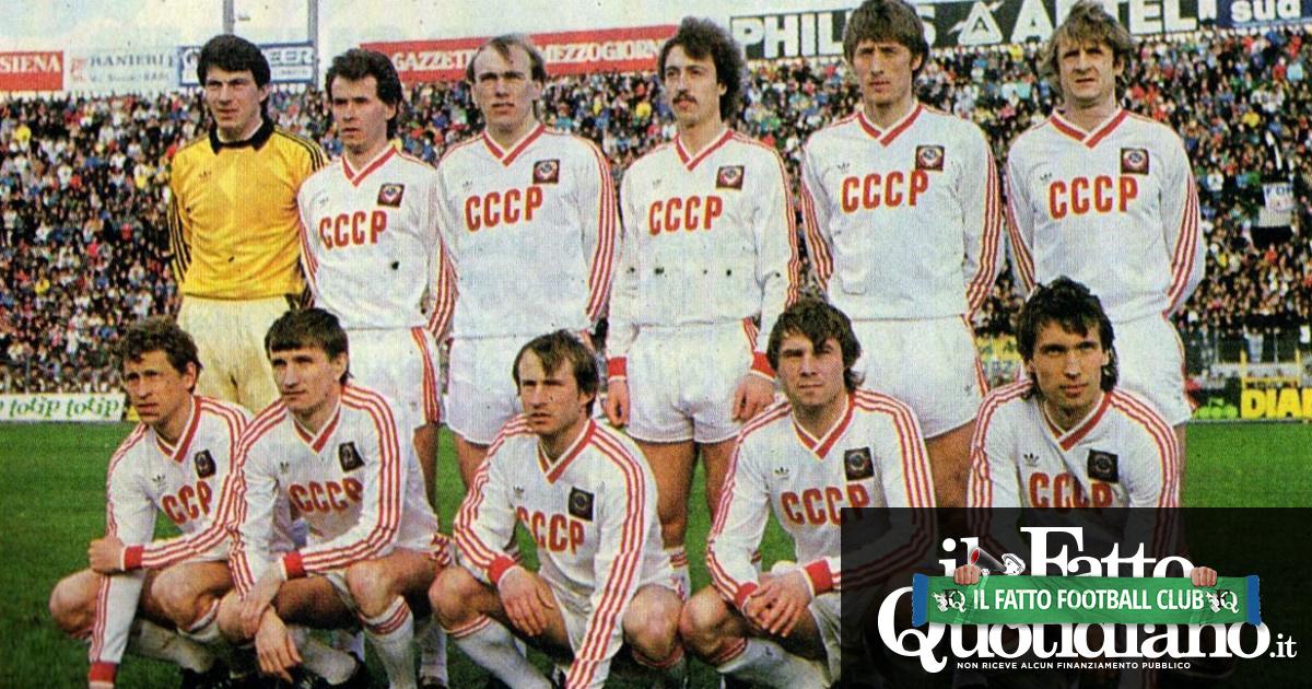 Italia 90, 30 anni dopo – L'ultima apparizione dell'Unione Sovietica ai mondiali. Da Yashin a Zavarov: campioni, trionfi e tonfi della Cccp