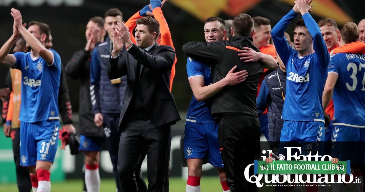 I Rangers Glasgow dall'inferno al paradiso: dopo il fallimento, con Gerrard in panchina i protestanti sono a un passo dallo scudetto