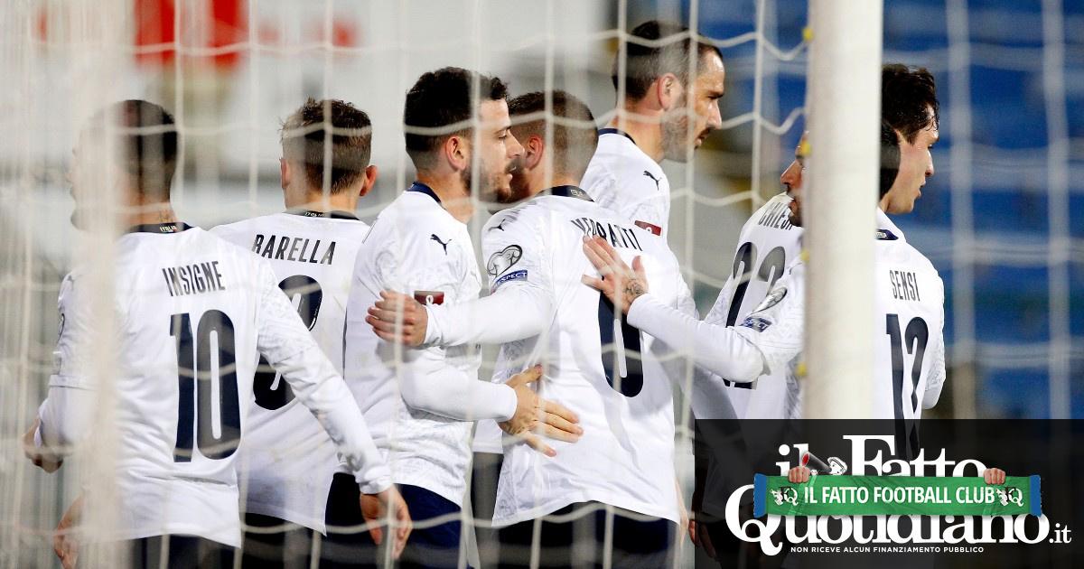 Chi dice che la Nazionale di Roberto Mancini ha risollevato le sorti del calcio italiano mette la polvere sotto il tappeto