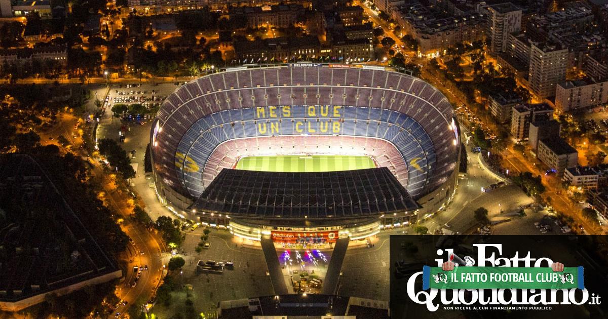 Coronavirus, gare a porte chiuse? La soluzione del Barcellona contro l'horror vacui: cori dei tifosi registrati e diffusi dagli altoparlanti