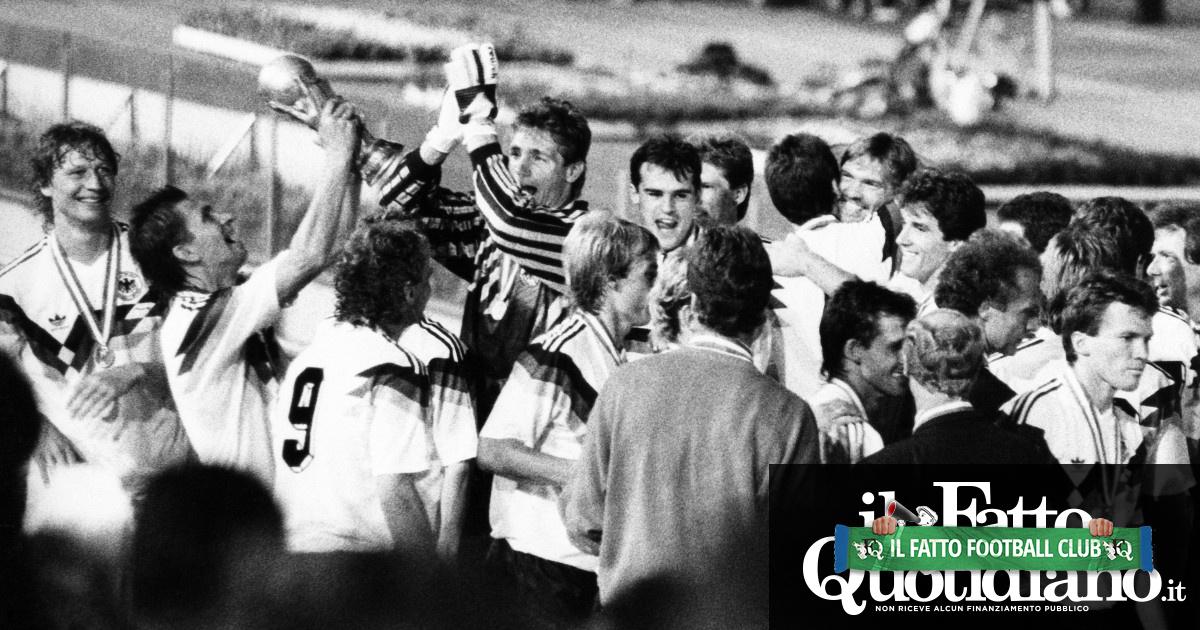 Italia 90, 30 anni dopo – La finale più brutta di sempre nell'Olimpico che fischiava Maradona. E la Germania Ovest è campione del mondo