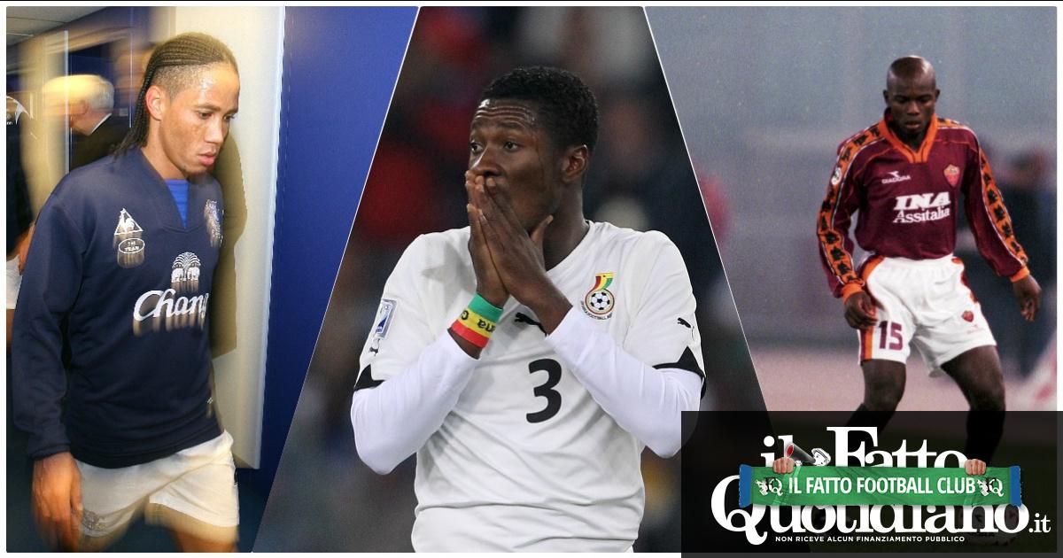 Anche nel calcio si soffre di Mal d'Africa. Da Womé a Pienaar, fino ad Asamoah Gyan: tutti i giocatori tornati a casa