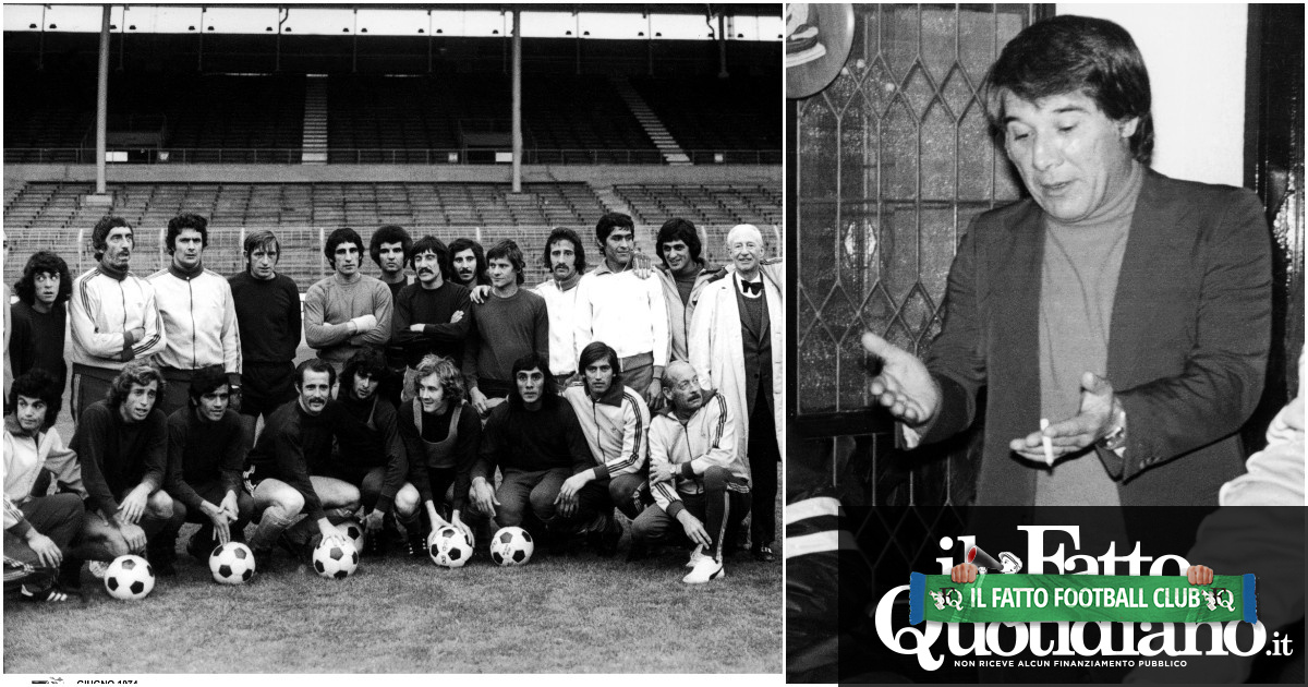 La storia dell'Equipo Fantasma voluto da Omar Sivori: così la 'squadra 2' (abbandonata in alta quota) portò l'Argentina al Mondiale 1974