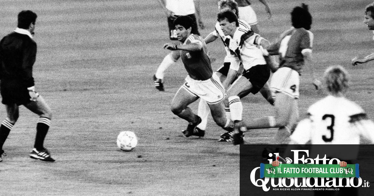 """Italia 90, 30 anni dopo – Maradona e quel """"hijos de puta"""" all'Olimpico prima della finale dopo un mese tra fischi, applausi e vendette"""