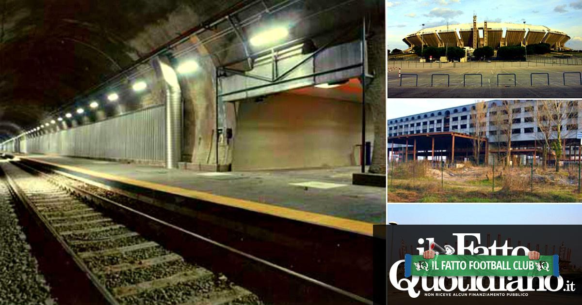 Italia 90, l'eredità del Mondiale trent'anni dopo: ecomostri, stazioni ferroviarie mai completate e stadi fatiscenti – Le storie