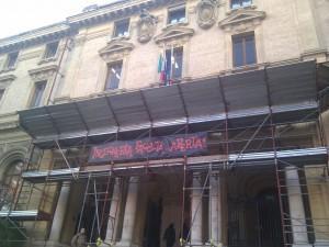 La facoltà di Ingegneria dell'Università La Sapienza di Roma