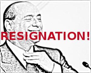 appello per chiedere le dimissioni di berlusconi
