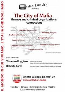 locandina city of mafia