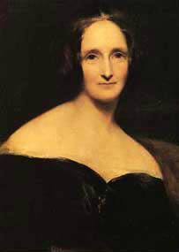 Richard Rothwell, Ritratto di Mary Shelley (1840)