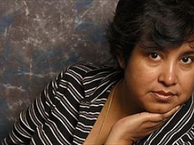 La poetessa e attivista bengalese Taslima Nasrin