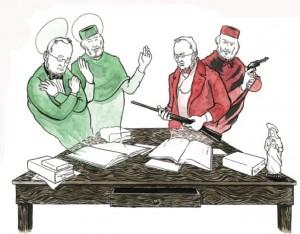 Garibaldi, Cavour e il Risorgimento