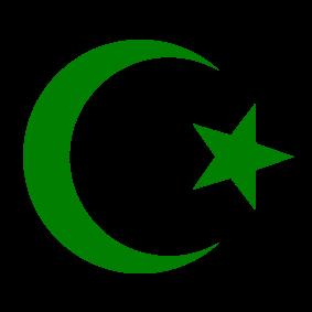 La mezzaluna islamica