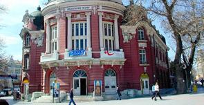 Il Teatro dell'opera di Varna