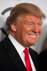 Il miliardario americano Donald Trump